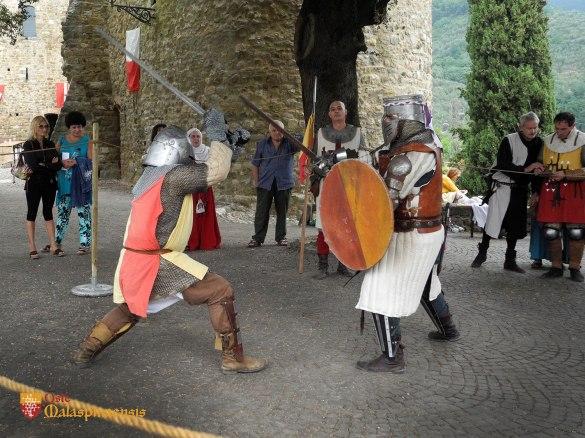 orneo Pace di Dante, Castelnuovo Magra, agosto 2015