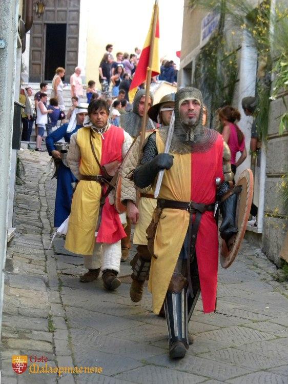 Festa Medievale di Fosdinovo, luglio 2015