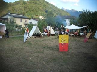 Tre sere nel Passato, Gragnola 2013