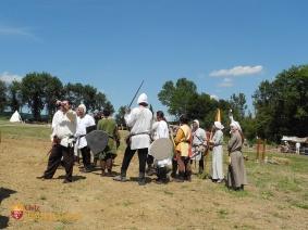 Battaglia di Monteriggioni, giugno 2015