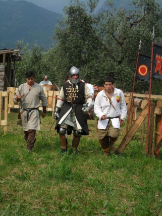 Rivive l'antica Valeriana, Sale Marasino 2011
