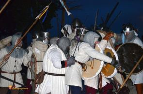 Festa medievale di Tavarnuzze, Firenze, giugno 2016